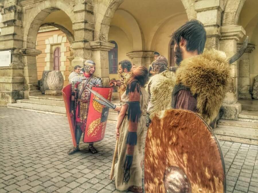 12 Radacini istorice Cetate Alba Iulia