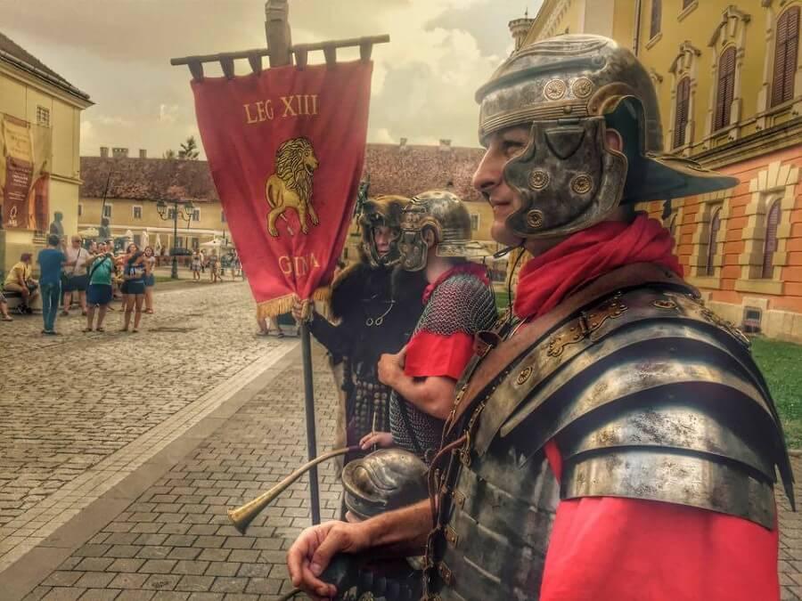 15 Radacini istorice Cetate Alba Iulia