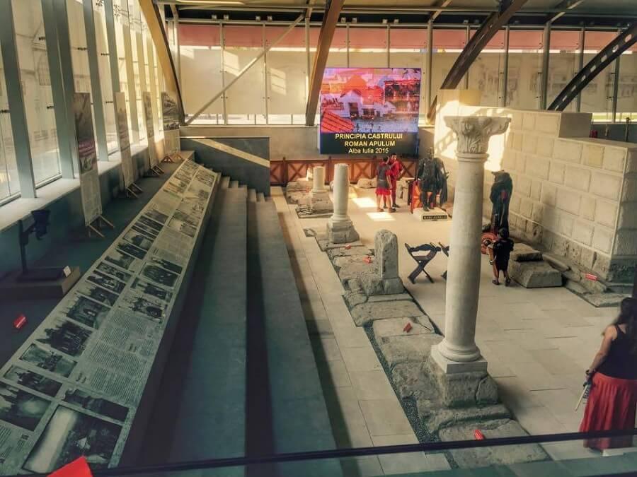 29 Radacini istorice Cetate Alba Iulia