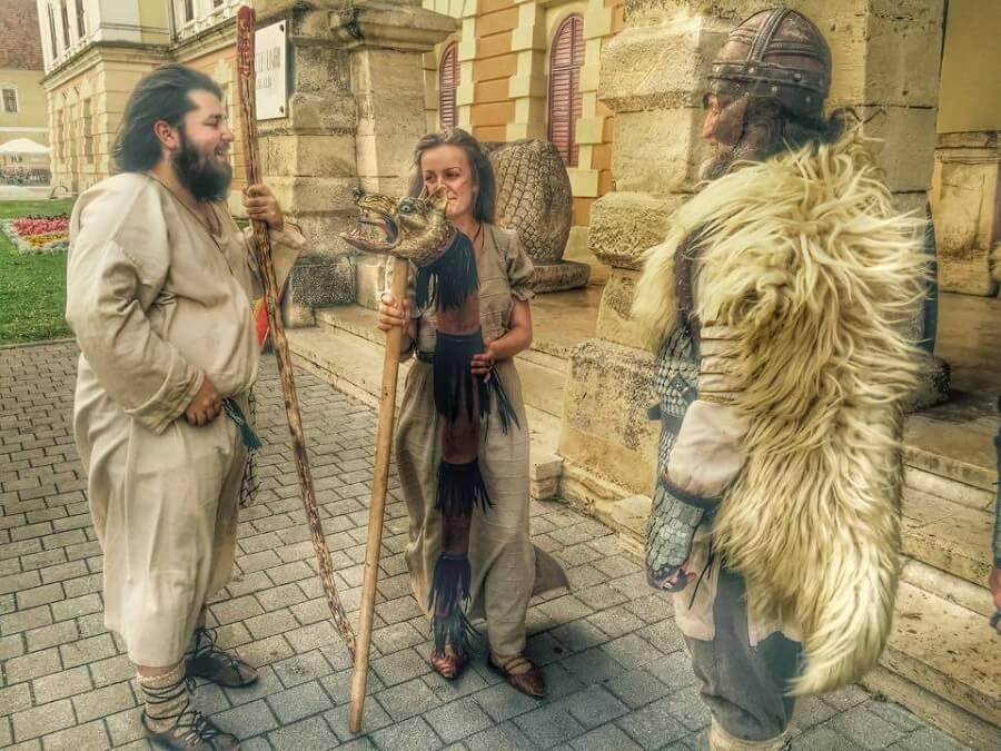 3 Radacini istorice Cetate Alba Iulia