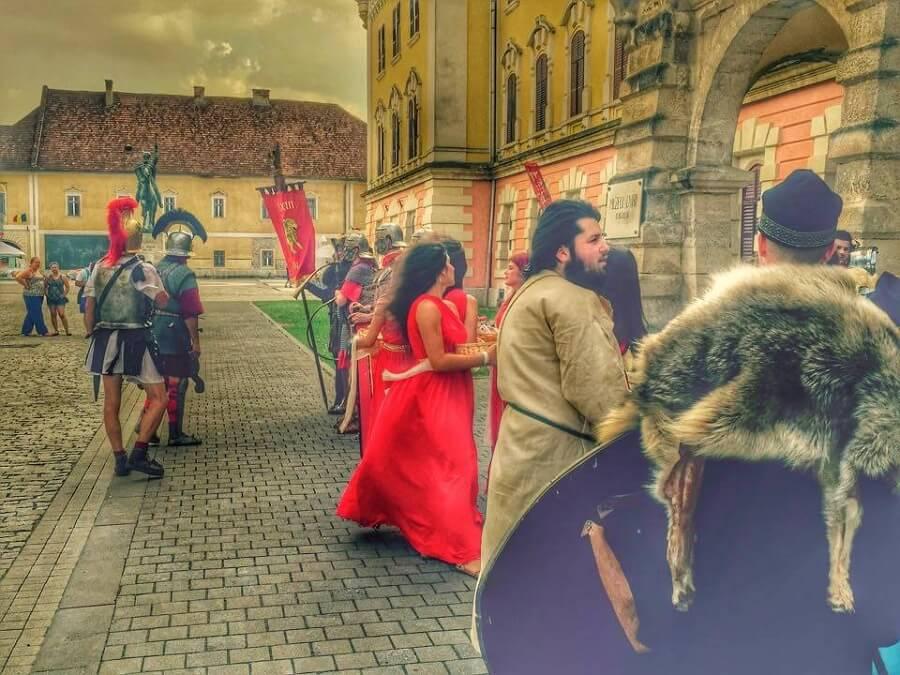 7 Radacini istorice Cetate Alba Iulia