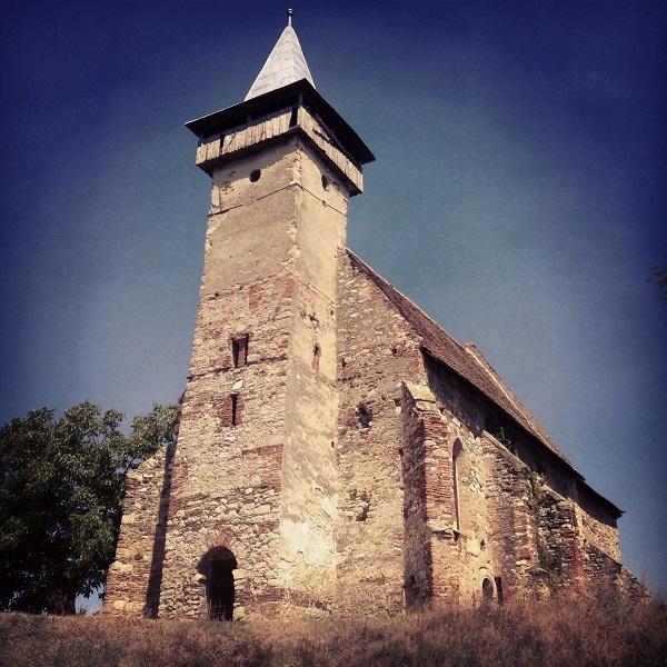 Biserica Reformata Calvina. Santimbru, 1422