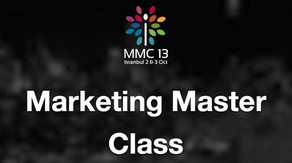Marketing Master Class 2013. Istambul