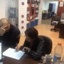 Training Timisoara Romcom, Orange, Brainstorming Daniel Rosca