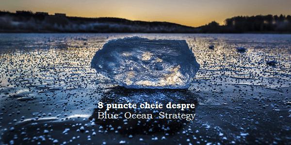 8 puncte cheie despre Blue Ocean Strategy