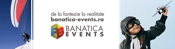 Arhitectura Brand Banatica Events