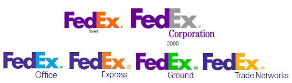 Arhitectura Brand FedEx