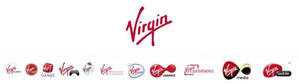 Arhitectura Brand Virgin