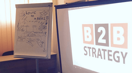 B2B Strategy Route to Market