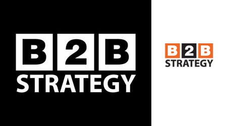 B2B Strategy logo