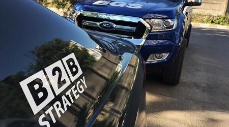 BGS storytelling B2B Strategy