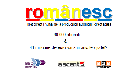 Balanced Scorecard Romania, Ascent Group, B2B Strategy Joint Venture