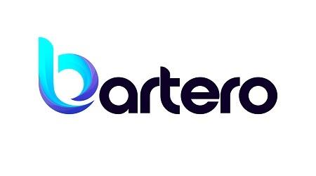 Bartero logo white