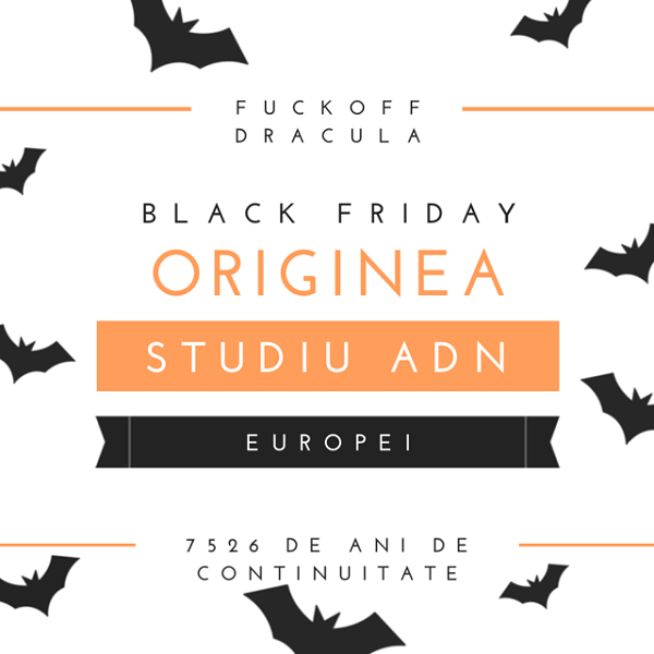 Black Friday DRACULA B2B Strategy