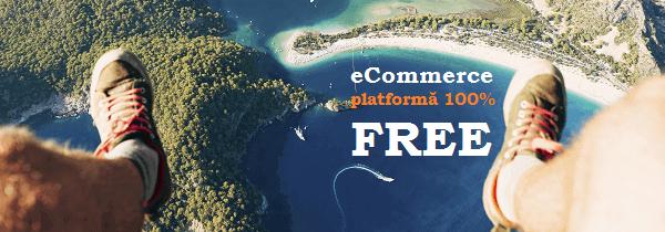 Black Friday #ZeroStres platforma eCommerce gratuita