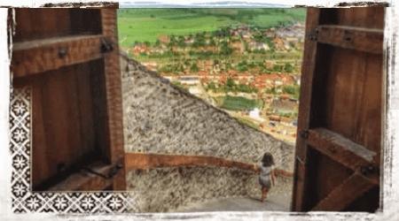 Cetatea DEVEI Povestea Locurilor