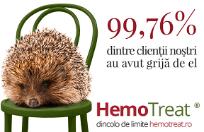 Comunicare HemoTreat