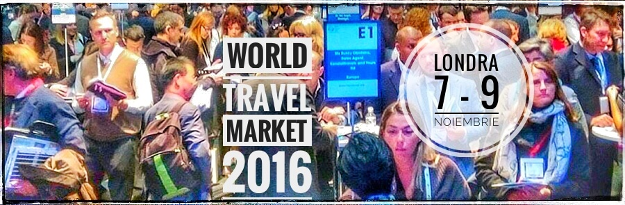World Travel Market 2016 Londra