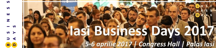 Conferinte Marketing Iasi Business Days 2017