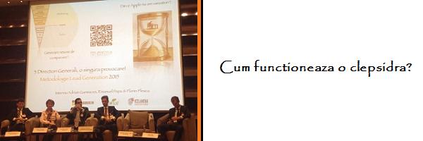 Daniel Rosca, Romanian Sales Conference 2014