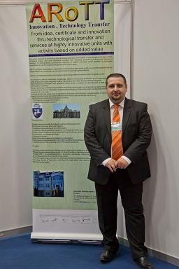 Daniel Rosca. Forum Inovare