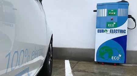 De la ECO Driving la ECO FOOD Parteneriatul PUBLIC PRIVAT COMUNITATE Strategia de turism a viitorului @ EuroElectric