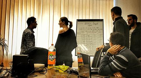 Exercitiu comunicare in echipa negociere