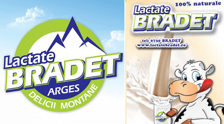 Fabrica Lactate Arges Bradet