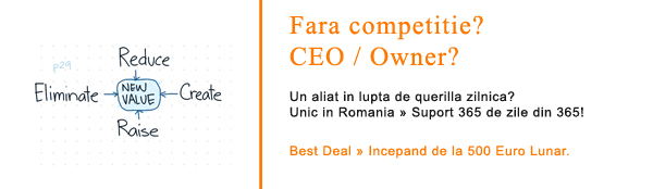 CEO? Fara Competitie? Un aliat strategic?