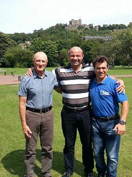 George Betianu, Ioan Cordea si Avram Iancu