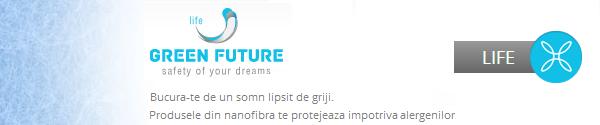Arhitectura Brand Green Future: