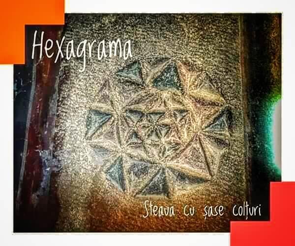 Hexagrama Şinca Veche vs Biserica Mare Domnească (Târgoviște) 2