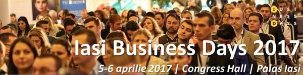Iasi Business Days 2017 Daniel Rosca