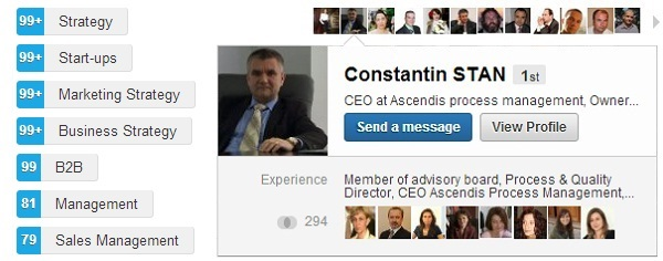 Interim Management. Daniel Rosca. CEO Ascendis