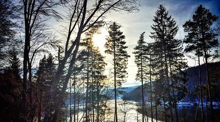 Lacul Valiug Resita Caras Severin