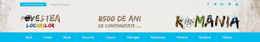 Lansare WEB www.povestea-locurilor.ro