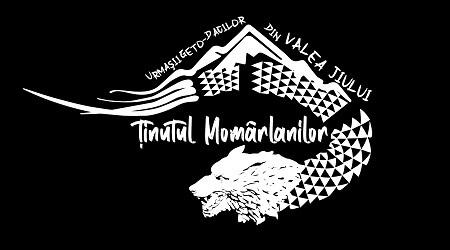 Logo Valea JIULJUI reBranding Povestea Locurilor