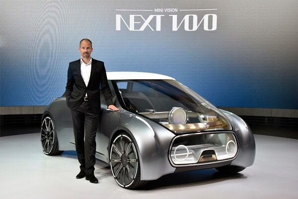 MINI, future mobility