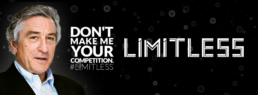 Make your competition irrelevant LIMITLESS by MOLOSO