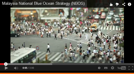 Malaysia National Blue Ocean Strategy