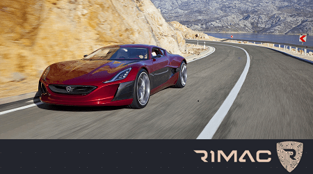 Mate Rimac, the world fastest car