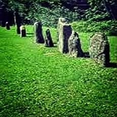 Menhire Basarabia calea zeilor