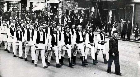 Mişcarea Legionară Corneliu Zelea Codreanu garda de fier