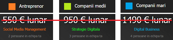 Optimizare buget 2016, marketing si vanzari