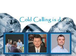 Optimizare buget marketing & vanzari » Metodologie Cold Calling