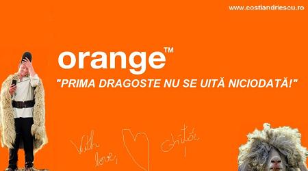 Orange Romania, prima dragoste