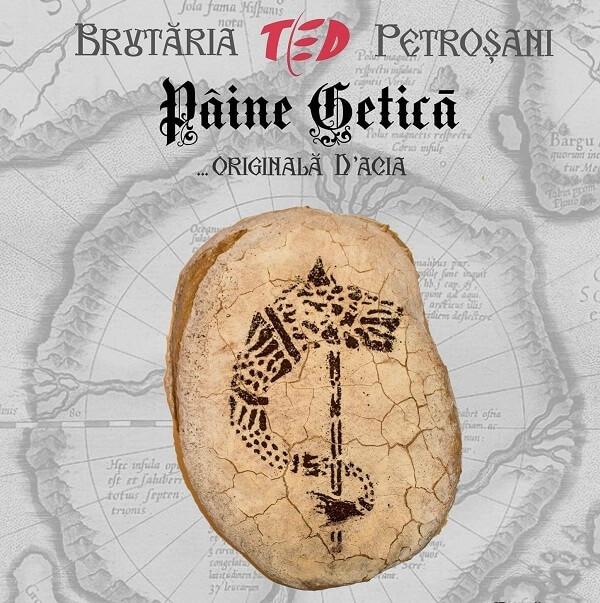 Pâinea din Satul Romanesc DESIGN