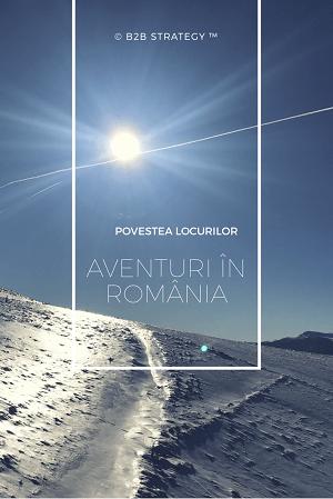 Blue Ocean Strategy B2B | Branding P⊕vestea Locurilor | Vacanțe la sfârșit de săptămână. reBranding ROMANIA OLD EUROPE