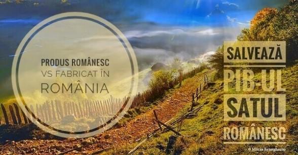 Proces Marketing Strategic Produs Românesc vs Fabricat în România