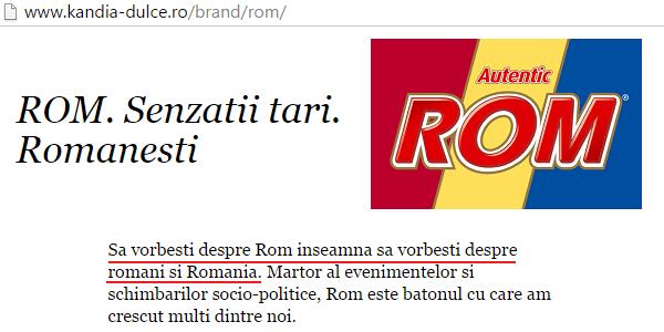 ROM Kandia Dulce